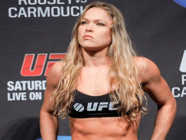 Ronda Rousey and Travis Browne to Wednesday on Saturday