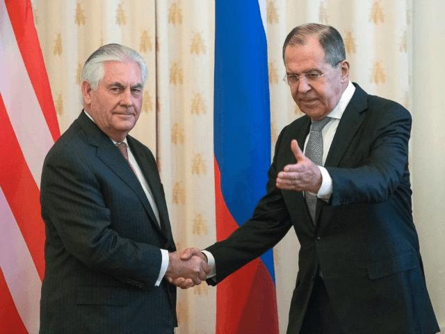 Tillerson-Lavrov