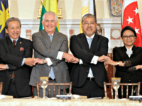 Tillerson, malaysia AP