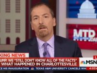 Chuck Todd: Trump Defended 'The Cause of White Nationalists' and Painted Them 'As Victims'