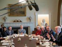 Trump, Cabinet Andrew Harnik AP