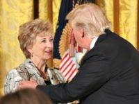 Trump, Linda McMahon Mark WilsonGerty