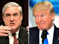 Robert Mueller and Donald Trump , president trump