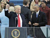 Trump, Obamas AP