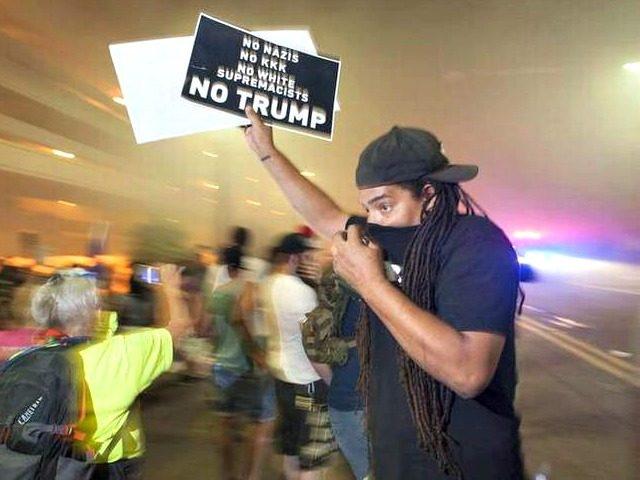 Trump Phoenix Protest AFP