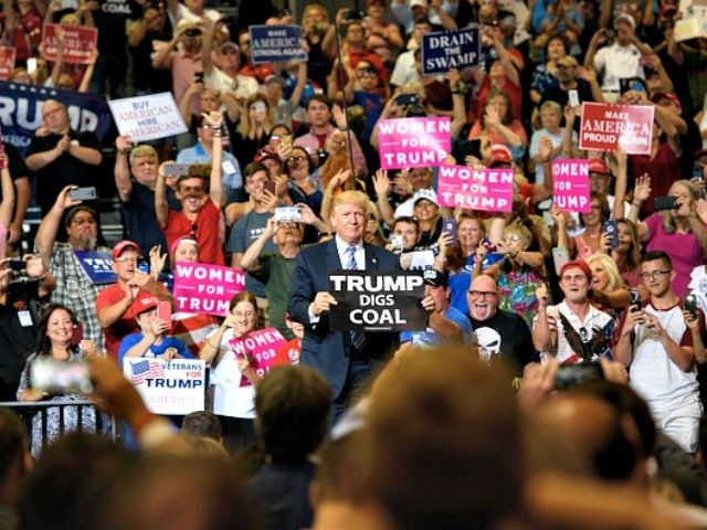 Trump Rally W Virginia 8-3-17 Justin MerrimanGetty