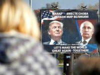 Trump-Russia Collusion REUTERSStevo Vasiljevic