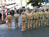 U.S. soldiers in poland Zbigniew JanickiAgencja GazetaReuters