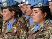 united nations forces troops