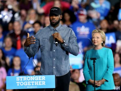 LeBron James Slams President Trump for Making Hate 'Fashionable' Again