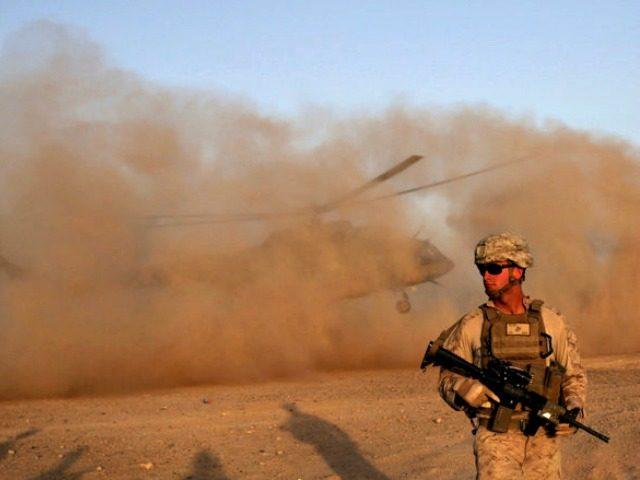 US Marine Afghanistan Massoud HossainiAssociated Press