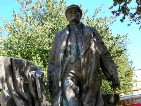Seattle's statue of Communist dictator Vladimir Lenin