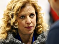 Wasserman Schultz Andrew Burton:Getty