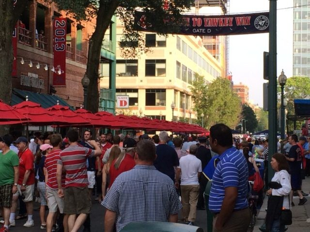 Owner Henry: Red Sox Welcome Renaming Yawkey Way
