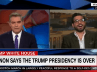 WATCH – Breitbart's Kassam Dings Jim Acosta on CNN: 'You Love the Cameras'
