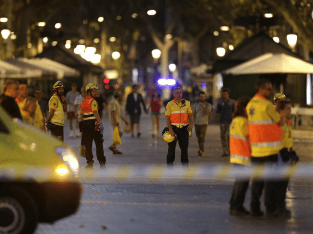 Police: Barcelona terror suspect shot and killed