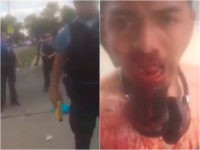 VIDEO: Alleged Gang Member, Accused of Stabbing 3 Women, Livestreams Chicago Street Fight