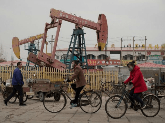 China's Daqing has produced more than two billion tonnes of oil since it started flowing almost 60 years ago