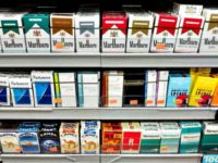 cigarette packs AP