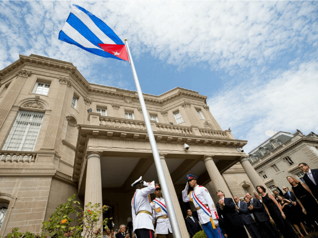 U.S., Cuba probing possible sonic device in embassy attacks