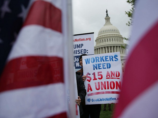 CBO Says $15 Federal Minimum Wage Will Cost 1.3 Million Jobs