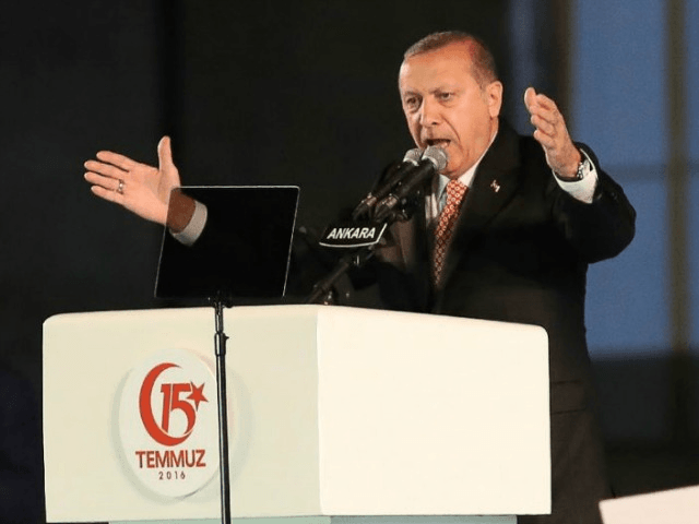 Erdogan blasts 'scandalous' U.S. indictment of Turkish bodyguards