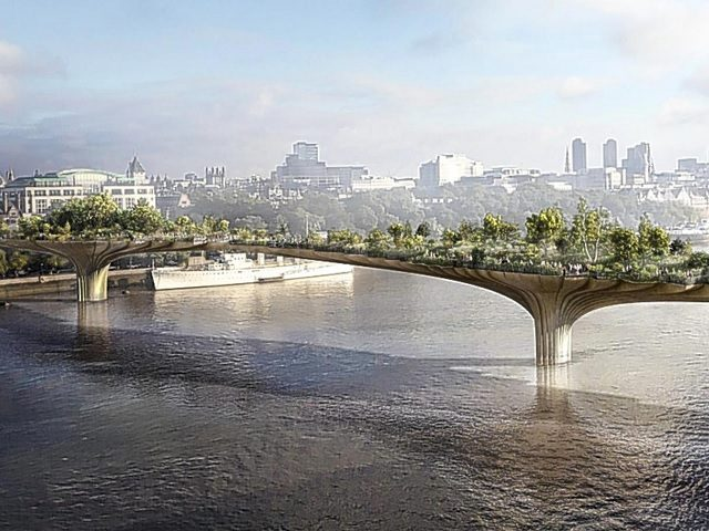 Garden Bridge Trust to be wound up