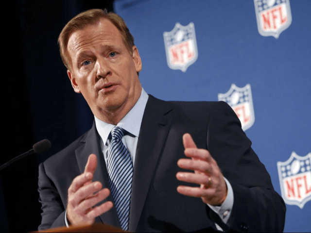 NFL, Goodell working on 5-year contract extension