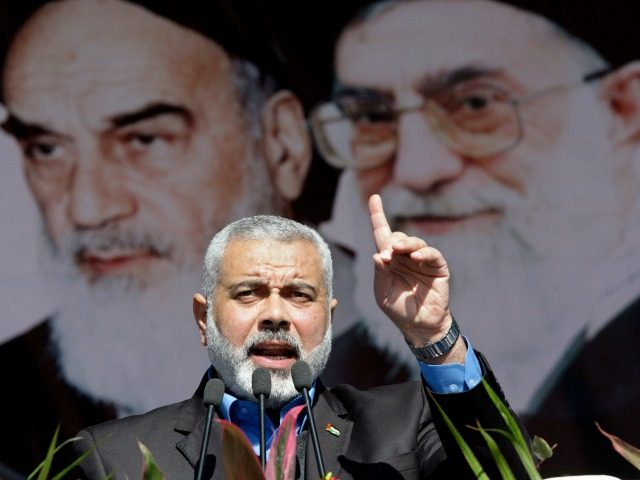 hamas iran Ismail Haniyeh