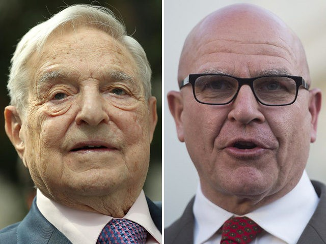 McMaster's Former Group Scrubs — then Re-Adds — Soros Financing from Website
