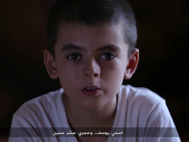 Islamic State Propaganda Features 'American Boy' Threatening Trump