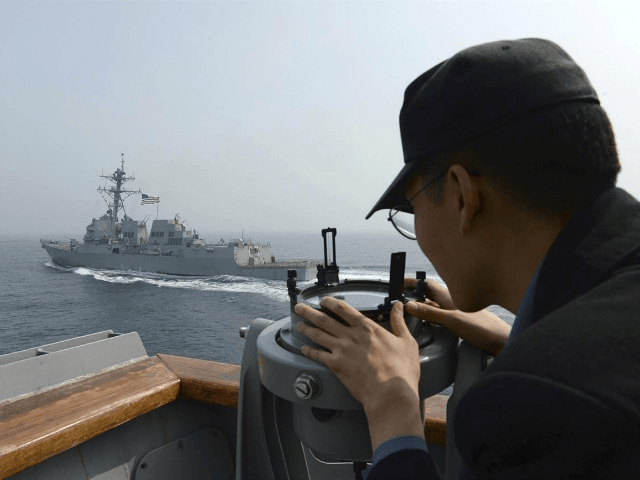 China Holds Naval Exercises Off Korean Coast While Japan Ponders Chinese, North Korean Threats