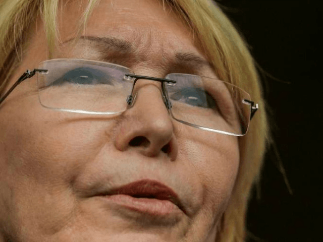 Venezuela's chief prosecutor Luisa Ortega, 59, says her relatives have received threats since she has emerged as the biggest challenge to President Nicolas Maduro's authority