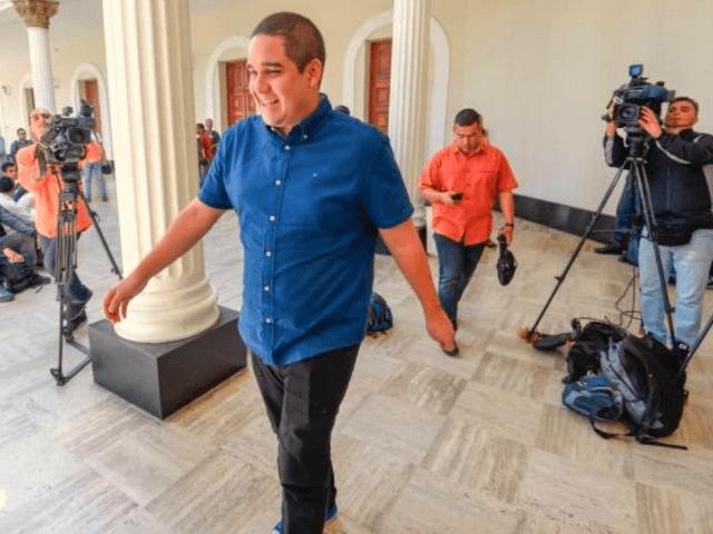 Nicolas Maduro Guerra, son of Venezulan President Nicolas Maduro