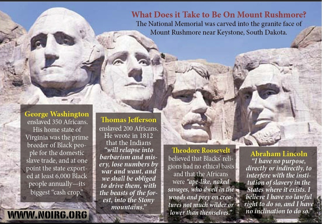 Kassam: Theyu0026#39;re Coming for Mount Rushmore, But They SHOULD ...