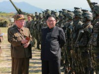U.S. Navy Chief: Military Option on North Korea 'Not Empty Words'