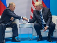 Report: Trump to Meet Putin in Europe Next Month