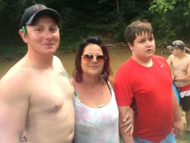 Soldier Dives into River to Save Drowning Autistic Teen