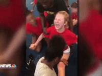 Video showing cheerleaders at East High School repeatedly forced into splits.