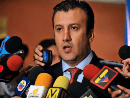 Venezuela President Nicolas Maduro named Tareck El Aissami (pictured) vice-president on January 4, 2016, making the powerful state governor a potential successor to the presidency in the event that the embattled Maduro is impeached