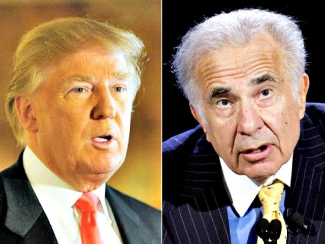 Billionaire Carl Icahn Quits as Special Adviser to ...