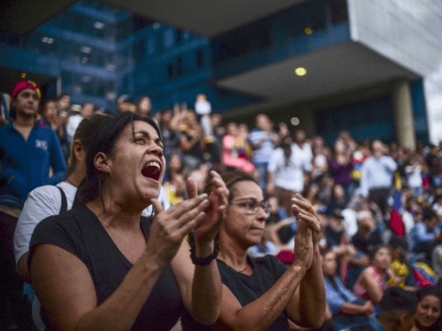 Venezuelans, who protested against President Nicolas Maduro in Caracas on Monday after the controversial vote, are planning to be back in the streets on Thursday