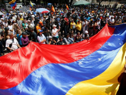 The Latest: Venezuela body sets October date for elections Photo
