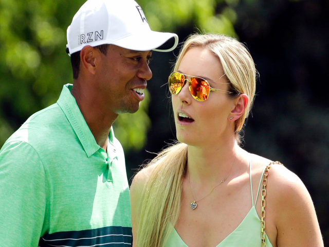 tiger woods nude photos with girlfriend lindsey vonn hacked