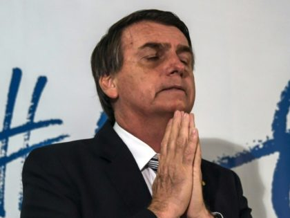 Brazilian lawmaker Jair Bolsonaro, who is a pushing a bid for president, is a conservative who has been compared to Donald Trump and hard right French leader Marine Le Pen