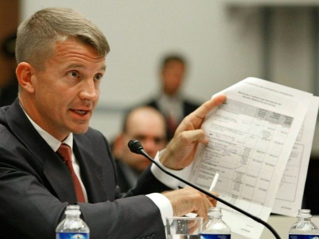 Retired SEAL Erik Prince: 'Some Places Are S***holes. Literally'; Trump's Comment 'Accurate'