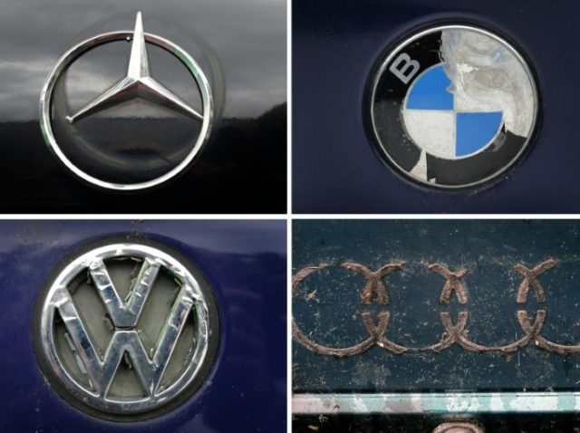 Diesel scandals have made Germany's auto industry a hot election topic