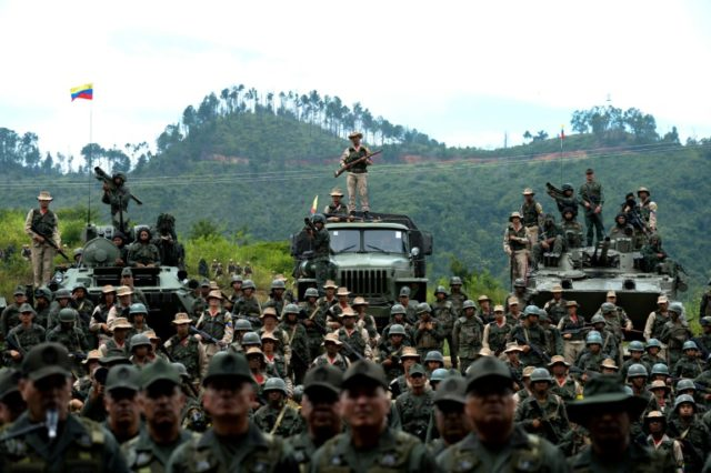 Venezuelan President Maduro has ordered a new round of military drills after US President Trump's threat of military action, prompting UN Secretary General Antonio Guterres to urge the Venezuelan opposing parties to re-start crisis negotiations