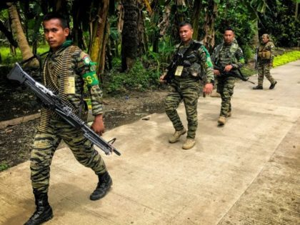 The 10,000-strong Moro Islamic Liberation Front (MILF), which has been fighting for a Muslim homeland in the largely Catholic Philippines for decades, is warning of the growing strength of Islamic State group-affiliated groups in the region