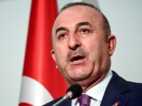 Turkish Foreign Minister Mevlut Cavusoglu was in Iraq to warn Iraqi and Kurdish leaders against next month's independence referendum in the country's Kurdish region